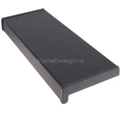 Glaf PVC Gri Antracit 20 cm