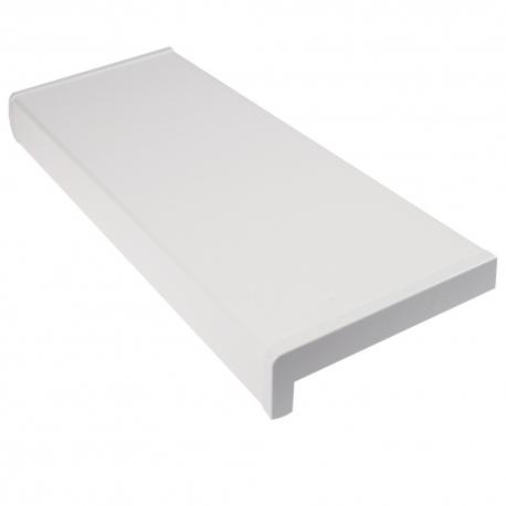 Glaf PVC Alb 30 cm