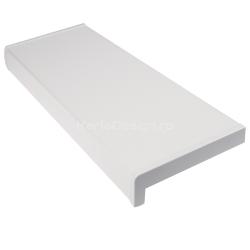 Glaf PVC Alb 35 cm